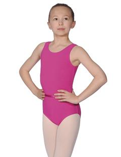 Roch Valley Dance Leotard /& Belt CJune Cotton//Lycra Ballet RAD Exam Panama Blue